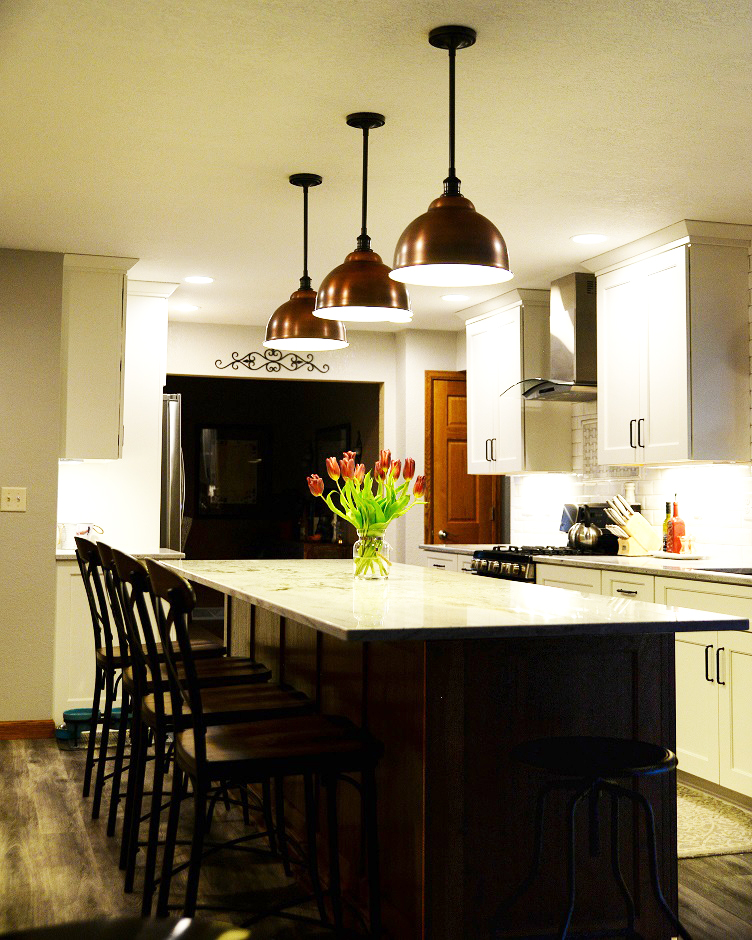 Kitchen Lighting Upgrade | Prime Electric Residential