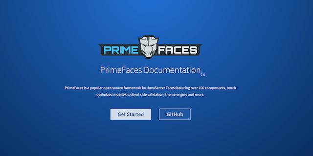 PrimeFaces 7 0-Final Released   PrimeFaces