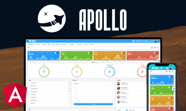 Apollo for PrimeNG