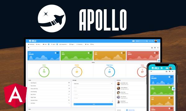 Apollo for PrimeNG