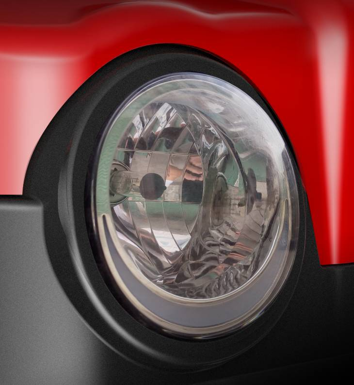 Revolution Exterior Head Lights