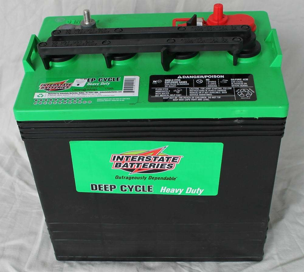 Prime Gold cars battery