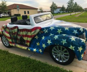 39 Roadster Stars and Stripes