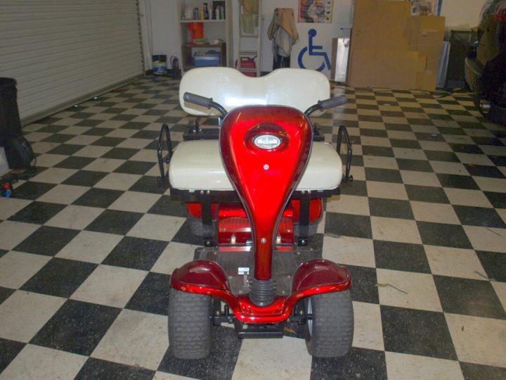 cricket mini esv golf cart, cricket mini carts, mini golf cart