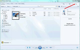 How To Connect Samsung Galaxy S3 with Windows Media Player