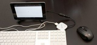 How To Connect Keyboard, Mouse, And Other Devices On Nexus 7