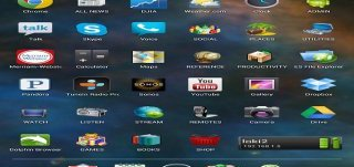 How To Organize Home Screen On Nexus 7