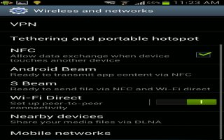 How To Use NFC On Samsung Galaxy S3