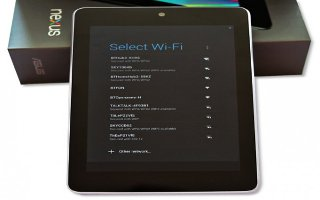 How To Connect To Wi-Fi Networks On Nexus 7