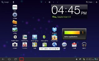 How To Take A Screenshot On Samsung Galaxy Tab 2