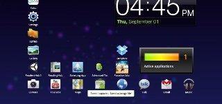how to take screenshots on galaxy tab4