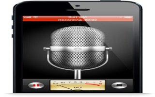 How To Use Voice Memos On iPhone 5