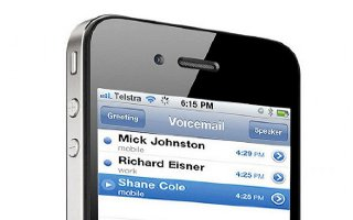 How To Use Visual VoiceMail On iPhone 5