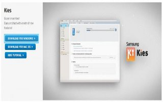 How To Connect Samsung Galaxy Note 2 To PC Via Kies