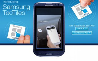 How To Use TecTiles On Samsung Galaxy Note 2