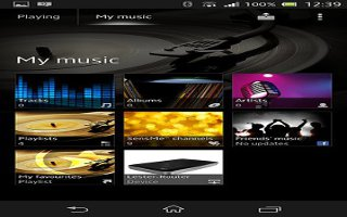 How To Use My Music In Walkman On Sony Xperia Z
