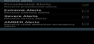 How To Use Emergency Alerts On Samsung Galaxy S4
