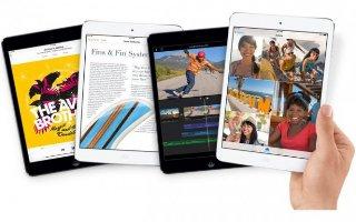 What's New On iPad Air And iPad Mini