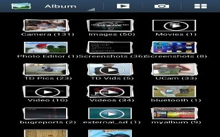 How To Use Gallery - Samsung Galaxy Note 3