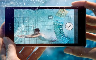 How To Use Touchscreen - Sony Xperia Z1