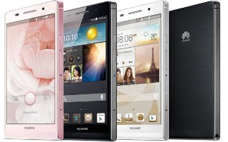 How To Enter Text - Huawei Ascend P6