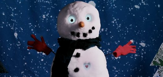Samsung Snowman Ad Remind Us Galaxy S5 Is Water Resistant