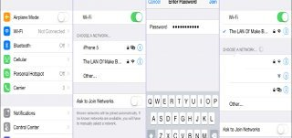 How To Connect WiFi On iPhone 6