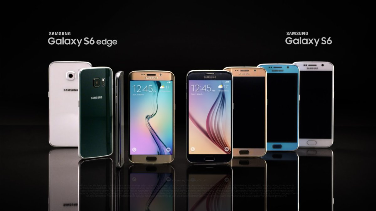How To Use Application Manager In Samsung Galaxy S6 / Edge
