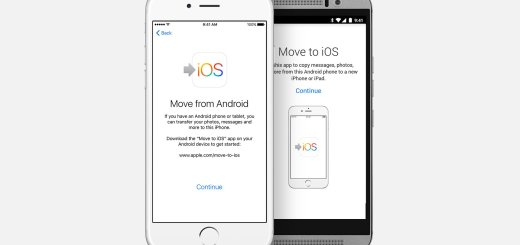"""Apple's """"Move To iOS"""" Android App"""