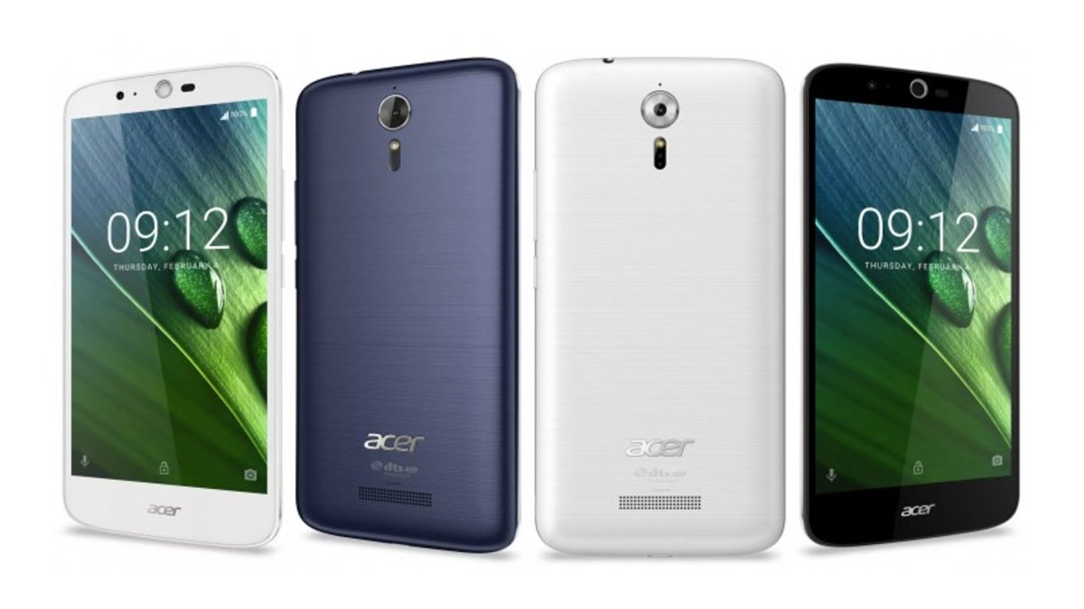 Acer Liquid Zest Plus With 5000mAh Battery Coming To North America In July