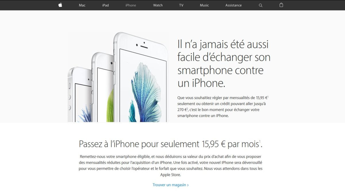 Apple Launches Trade-Up Program In France, Italy And Spain
