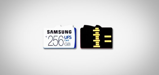 Samsung 256GB Removable UFS Memory Card