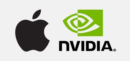 Apple - nVIDIA