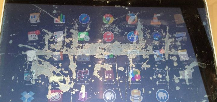 MacBook Staingate Issue