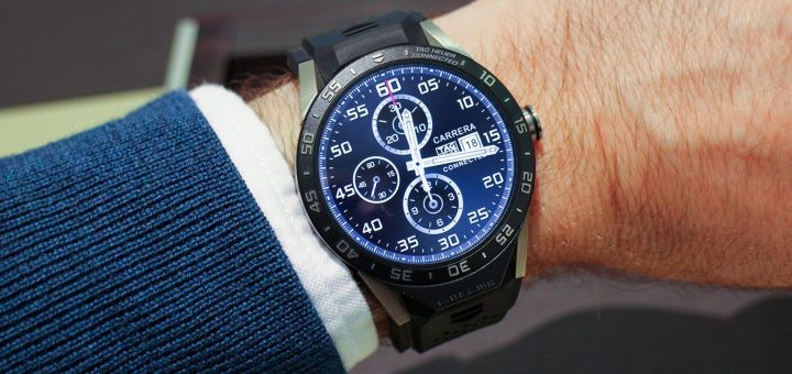 """Tag Heuer May Soon Launch """"Connected Modular"""", A Fully ..."""