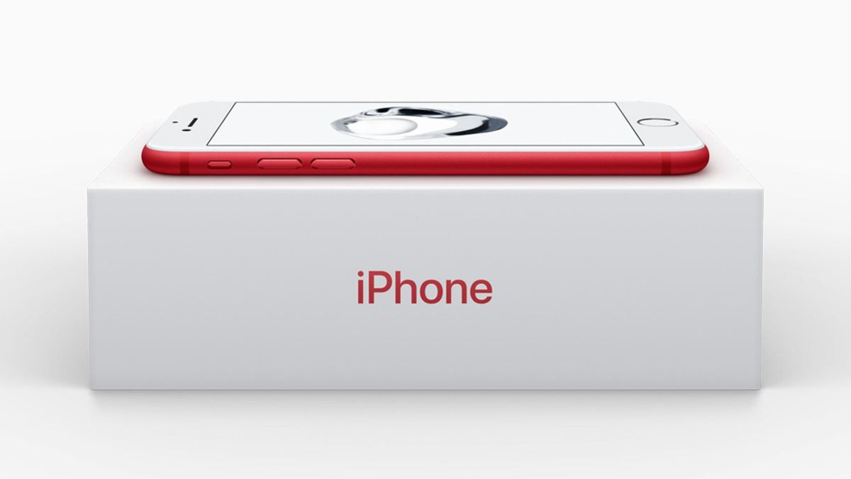 Verizon Will Offer Special Edition (Product)Red iPhone 7 And iPhone 7 Plus And New 9.7-Inch iPad On March 24