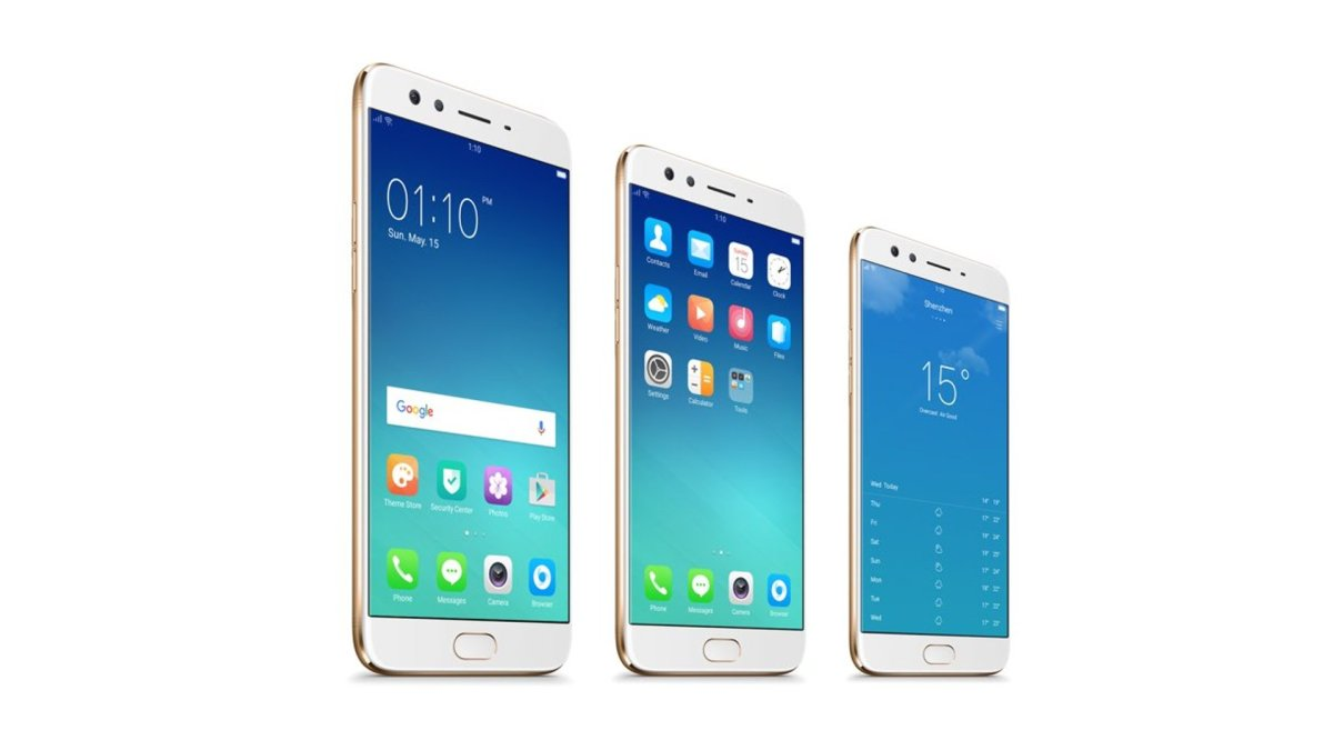 Oppo F3 Plus Smartphone Is Now Official