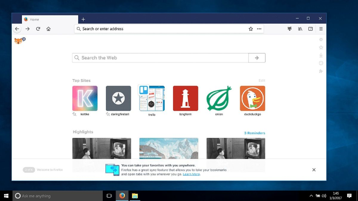 Mozilla Firefox Is Getting New UI As Part Of Project Photon