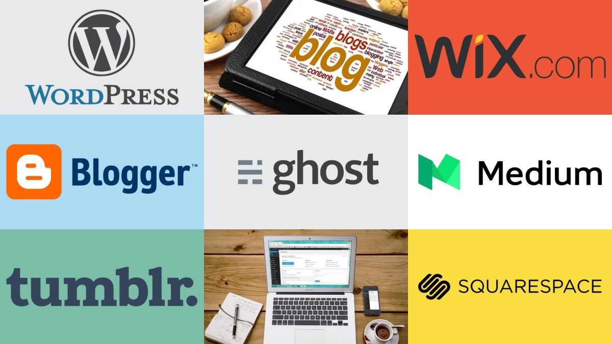 Top 7 Best Blogging Platforms