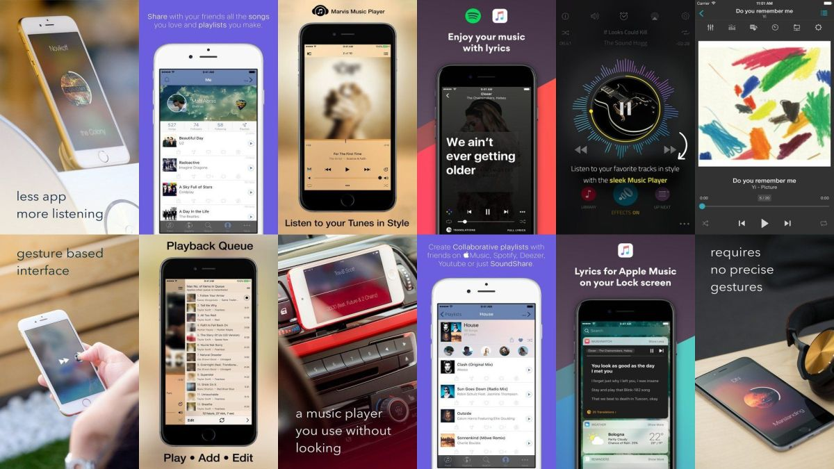 7 Best Free Music Player Apps For iPhone And iPad