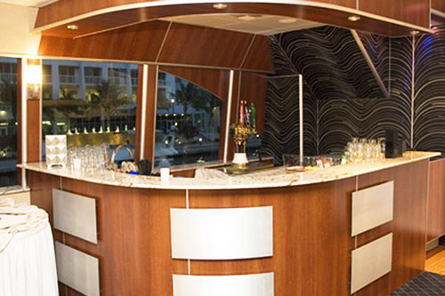 130 Venice Lady Party Boat Rental Miami Prime Luxury