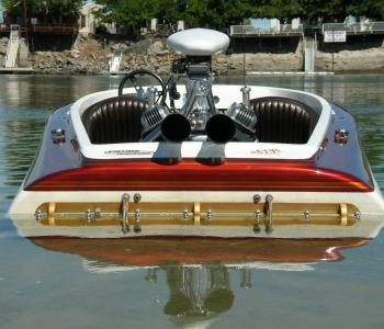 Cavitation Plates – Custom Boat Installations