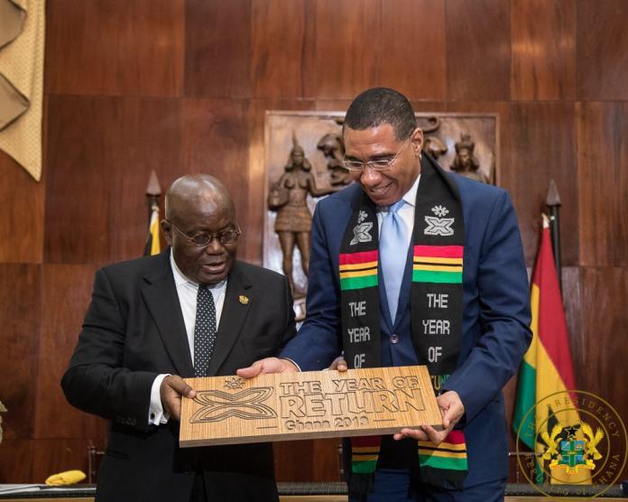 Image result for ghana jamaica agree visa waiver