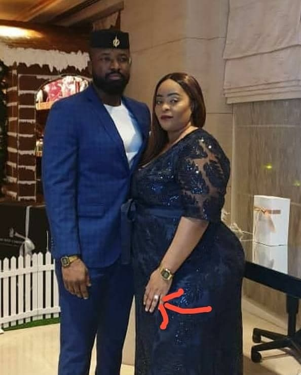 Elikem Assures His Sugar Mummy With A Promise Ring Amid Divorce With Pokello