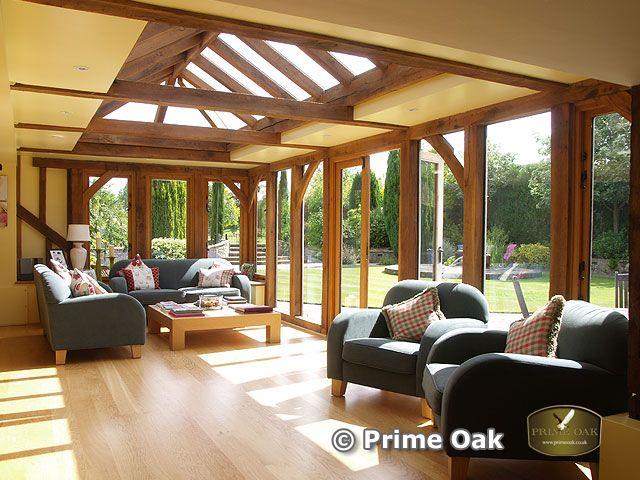 Prime Oak Buildings Eiken Bijgebouwen Orangeries