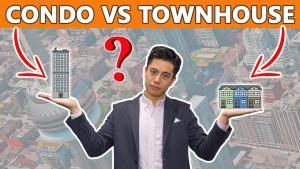 Toronto Condo vs Townhouse