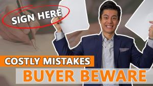 Signing to Buy a Home