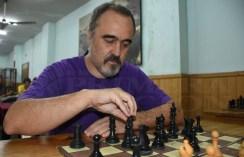 """""""El ajedrez no es inteligencia, es constancia, trabajo y pasión"""""""