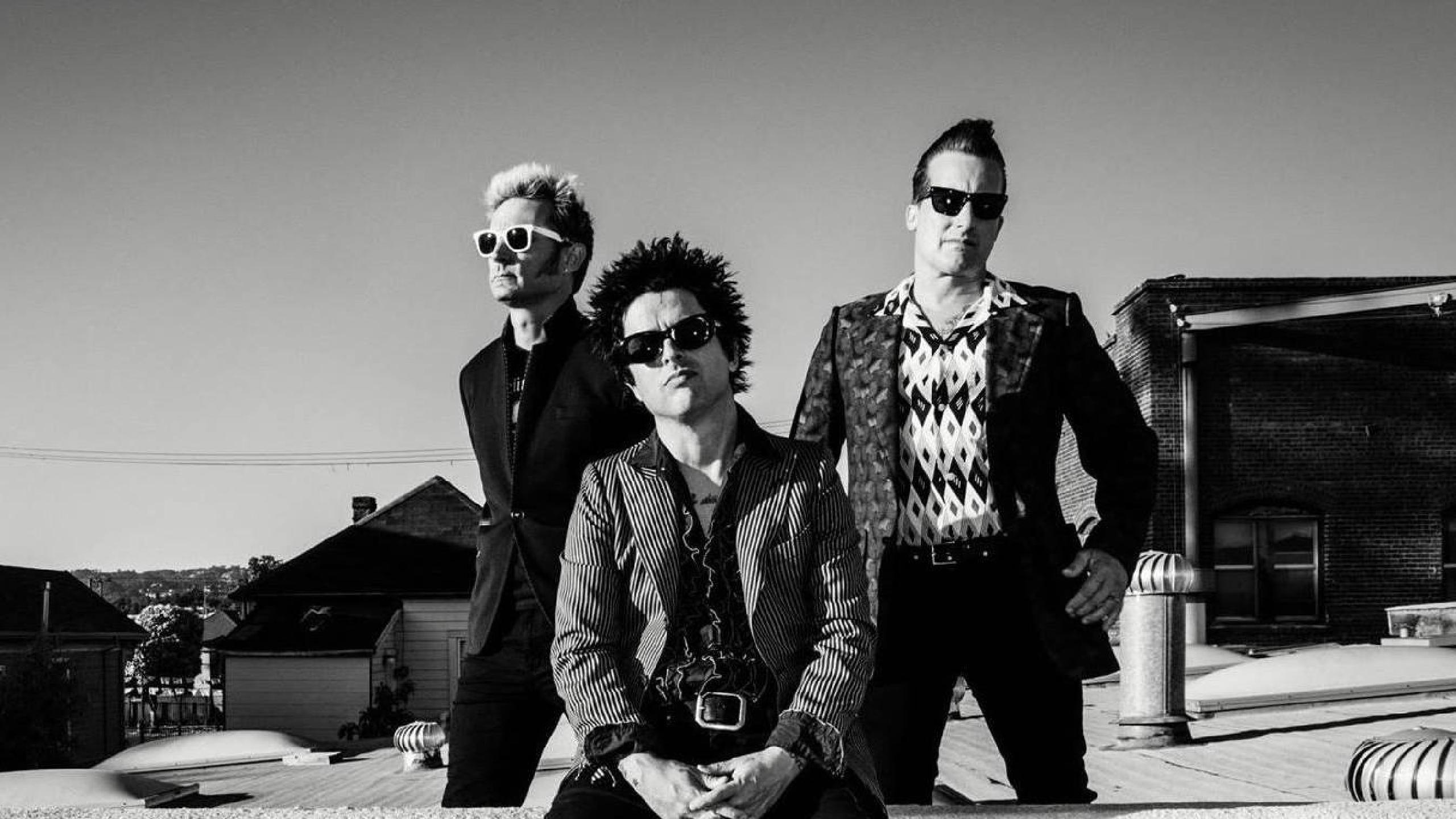 Green Day treballen en un nou disc