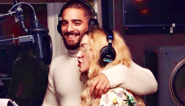 Escolta 'Medellín' la nova cançó de Madonna amb Maluma